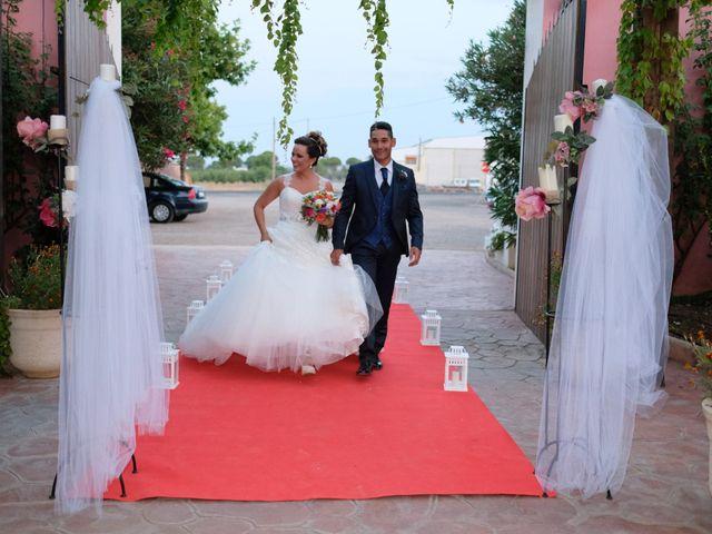 La boda de Javi y Irene en Villarrobledo, Albacete 14