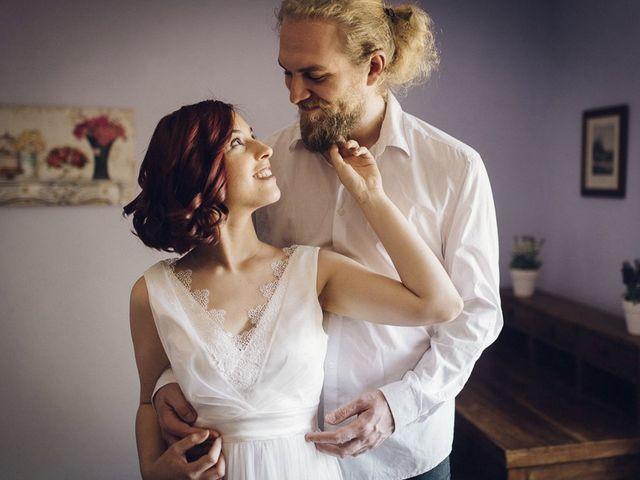 La boda de Mikkel y Ari en Llora, Girona 19