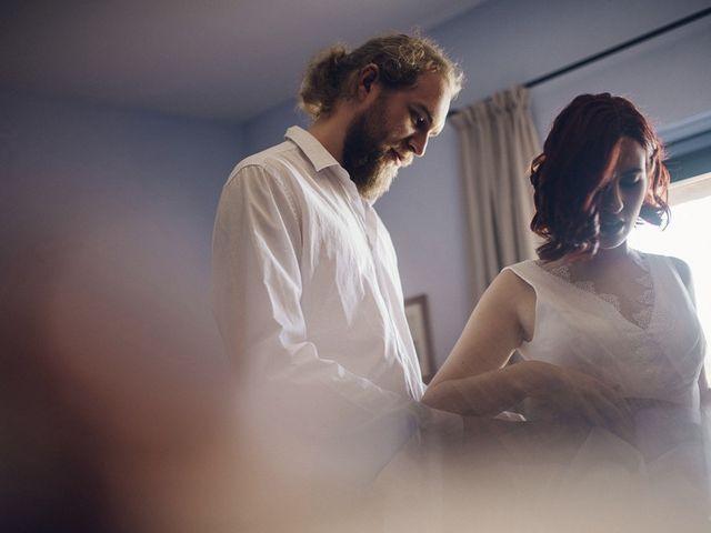 La boda de Mikkel y Ari en Llora, Girona 22