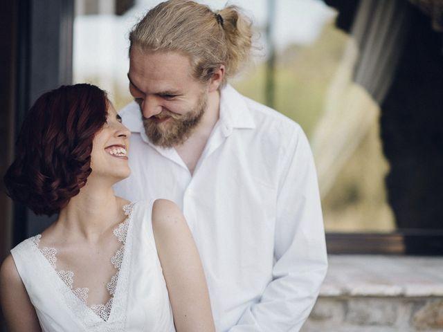 La boda de Mikkel y Ari en Llora, Girona 28