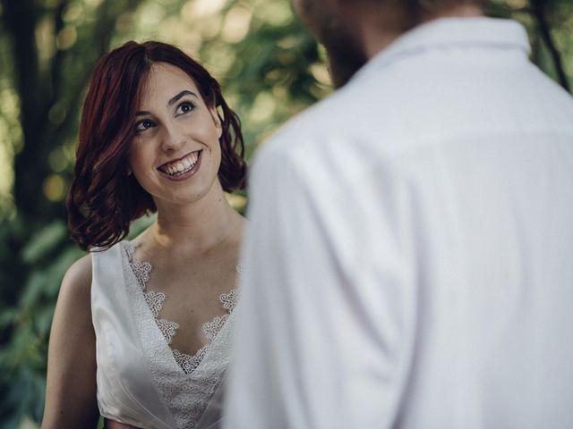 La boda de Mikkel y Ari en Llora, Girona 30