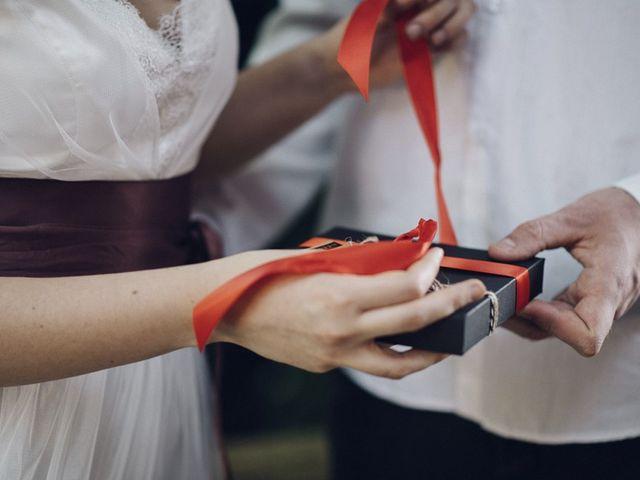 La boda de Mikkel y Ari en Llora, Girona 31