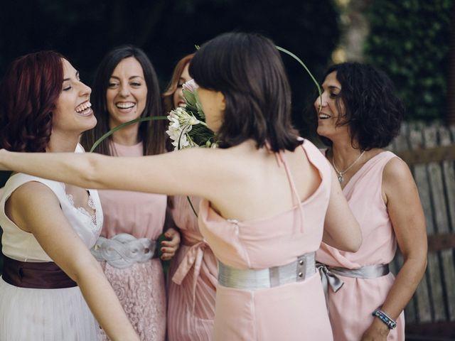 La boda de Mikkel y Ari en Llora, Girona 34