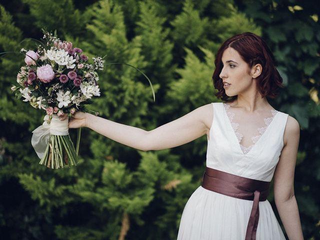 La boda de Mikkel y Ari en Llora, Girona 1