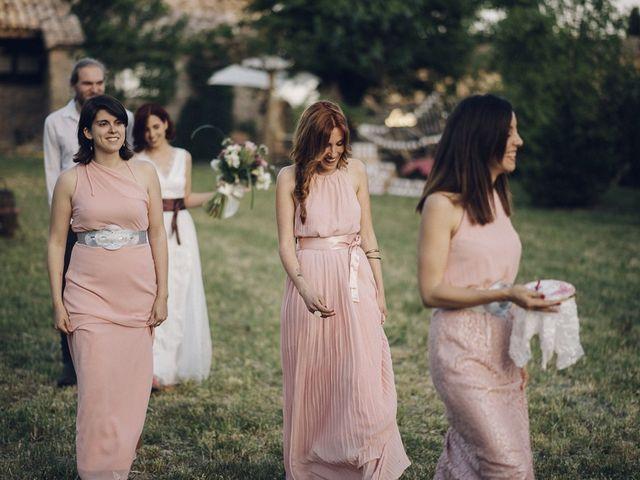 La boda de Mikkel y Ari en Llora, Girona 37