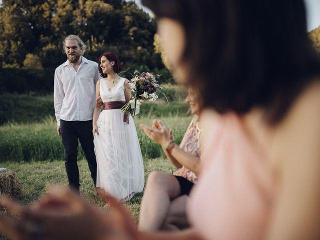 La boda de Mikkel y Ari en Llora, Girona 38
