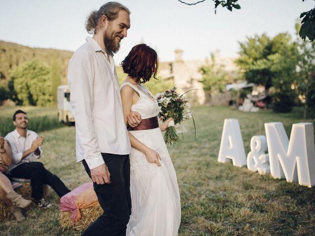La boda de Mikkel y Ari en Llora, Girona 39