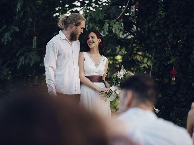 La boda de Mikkel y Ari en Llora, Girona 41