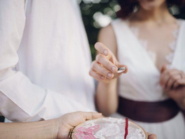 La boda de Mikkel y Ari en Llora, Girona 45