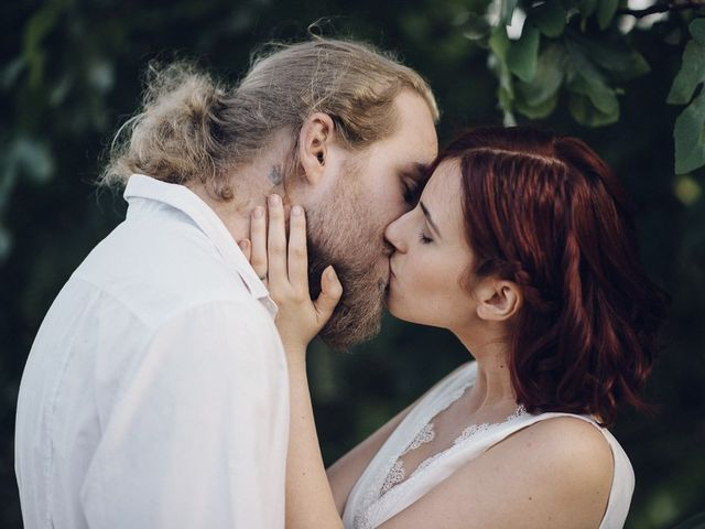 La boda de Mikkel y Ari en Llora, Girona 47
