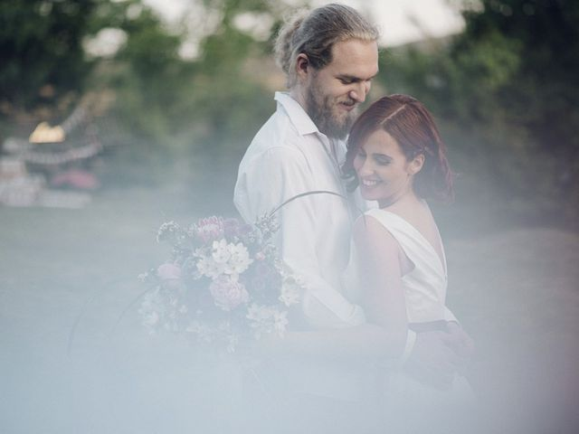 La boda de Mikkel y Ari en Llora, Girona 48