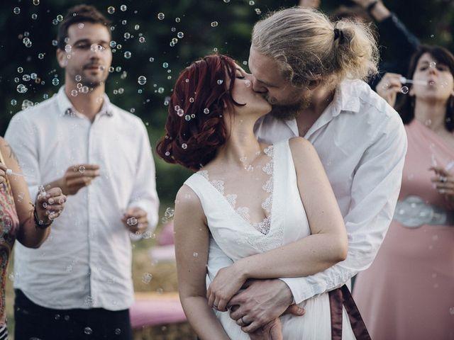 La boda de Mikkel y Ari en Llora, Girona 2