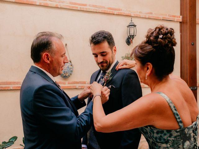 La boda de José Antonio y Sandra en Ciudad Real, Ciudad Real 22