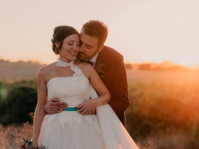 La boda de Sandra y José Antonio