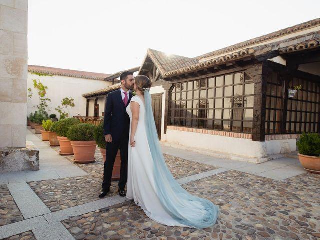 La boda de Marga y Santi