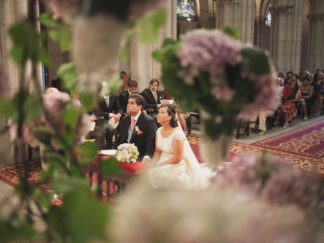 La boda de Isabel y Jacobo