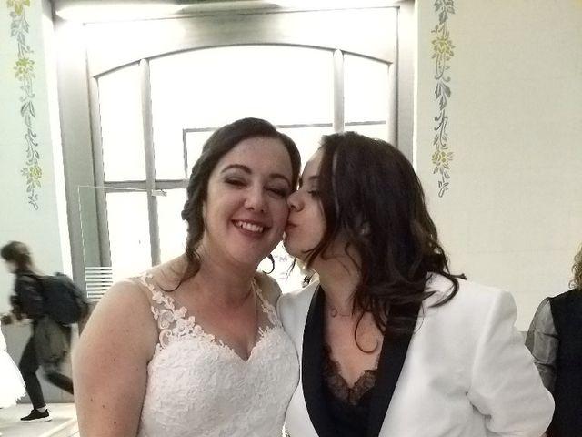 La boda de Rocio y Silvia  en Barcelona, Barcelona 3