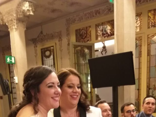 La boda de Rocio y Silvia  en Barcelona, Barcelona 8