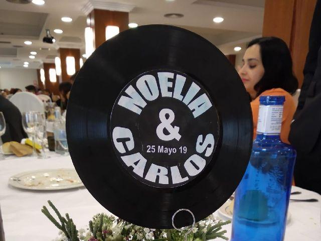 La boda de Carlos y Noelia  en Hellin, Albacete 2