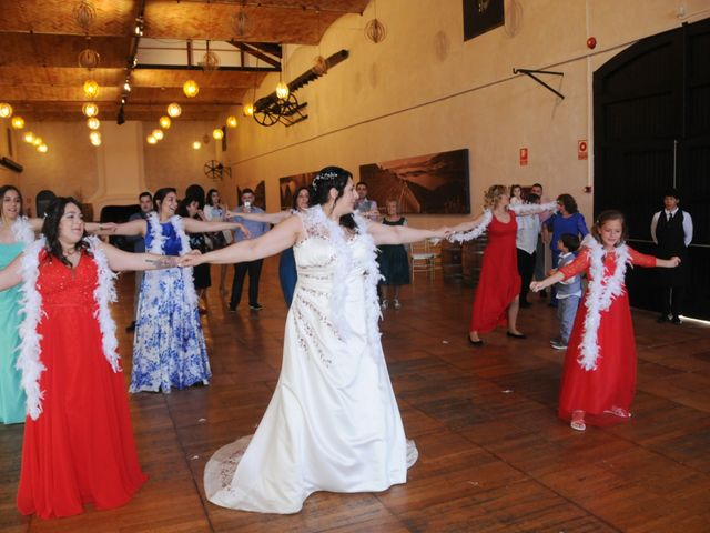 La boda de Manuel y Eva en Sant Pere De Ribes, Barcelona 2