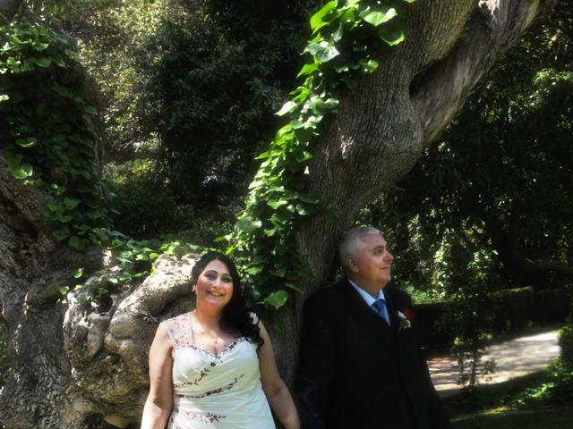 La boda de Manuel y Eva en Sant Pere De Ribes, Barcelona 8