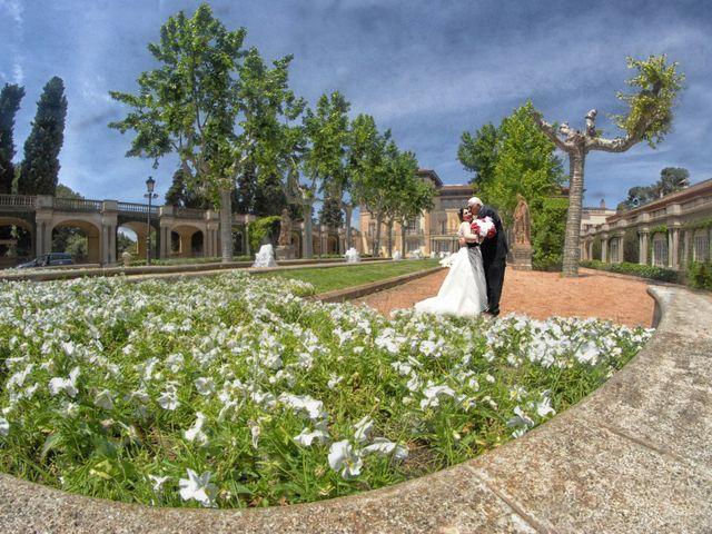 La boda de Manuel y Eva en Sant Pere De Ribes, Barcelona 14
