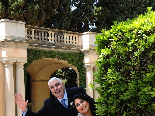 La boda de Manuel y Eva en Sant Pere De Ribes, Barcelona 15
