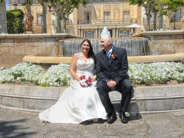 La boda de Manuel y Eva en Sant Pere De Ribes, Barcelona 16
