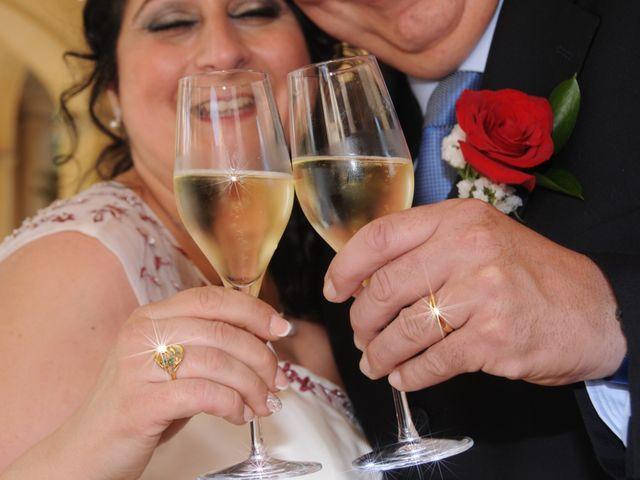 La boda de Manuel y Eva en Sant Pere De Ribes, Barcelona 18