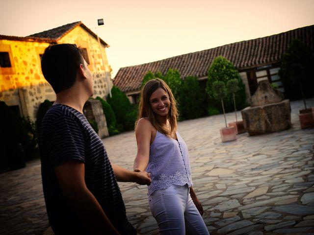 La boda de Noelia y Javier en Valdastillas, Cáceres 16