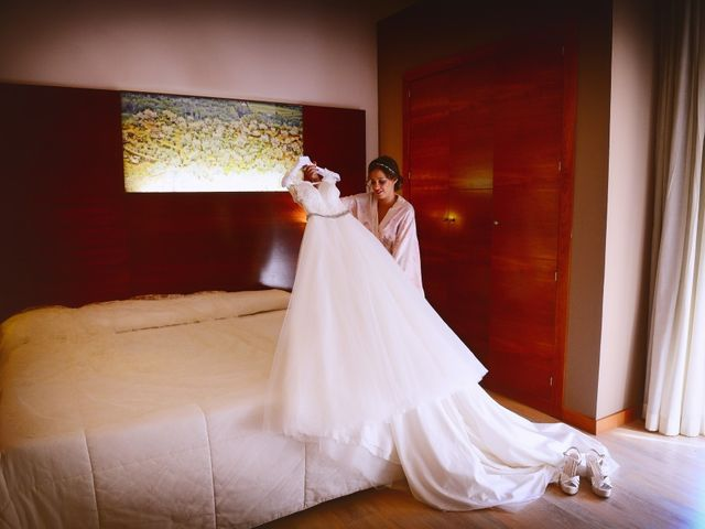 La boda de Noelia y Javier en Valdastillas, Cáceres 38