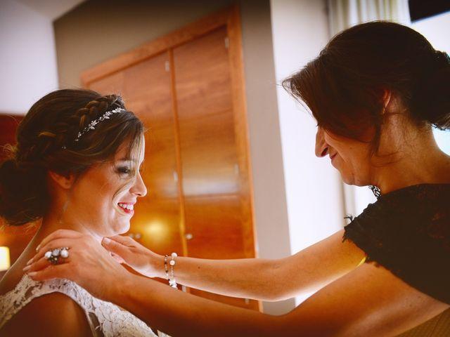 La boda de Noelia y Javier en Valdastillas, Cáceres 46