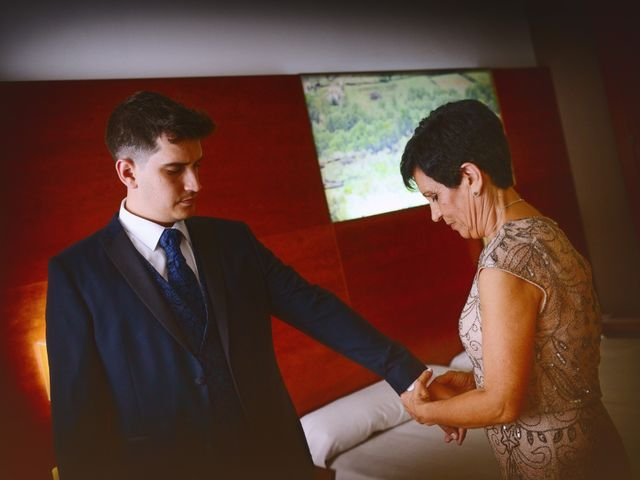 La boda de Noelia y Javier en Valdastillas, Cáceres 53