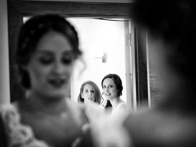 La boda de Noelia y Javier en Valdastillas, Cáceres 54