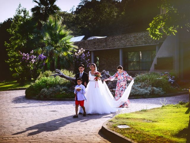 La boda de Noelia y Javier en Valdastillas, Cáceres 61