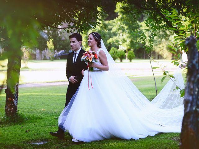 La boda de Noelia y Javier en Valdastillas, Cáceres 64