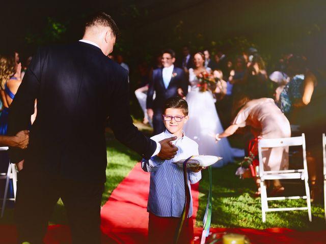 La boda de Noelia y Javier en Valdastillas, Cáceres 68