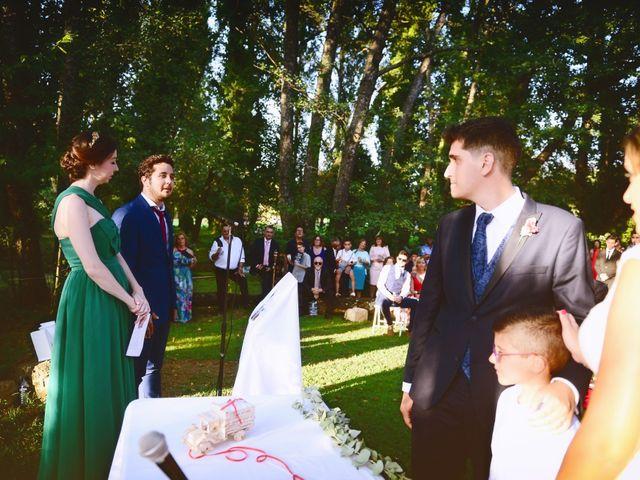 La boda de Noelia y Javier en Valdastillas, Cáceres 72