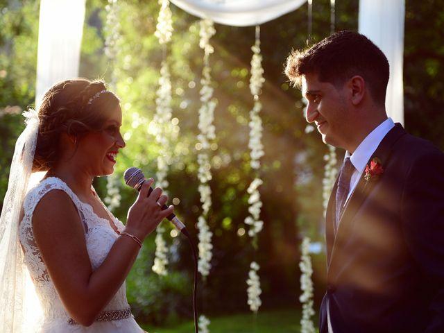 La boda de Noelia y Javier en Valdastillas, Cáceres 75