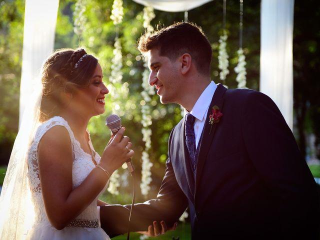 La boda de Noelia y Javier en Valdastillas, Cáceres 76