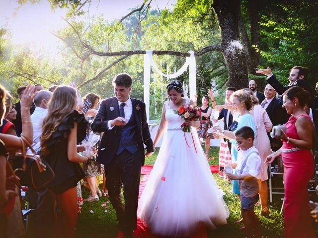 La boda de Noelia y Javier en Valdastillas, Cáceres 80