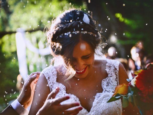 La boda de Noelia y Javier en Valdastillas, Cáceres 81