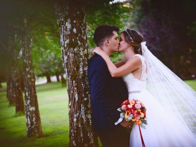 La boda de Noelia y Javier en Valdastillas, Cáceres 84