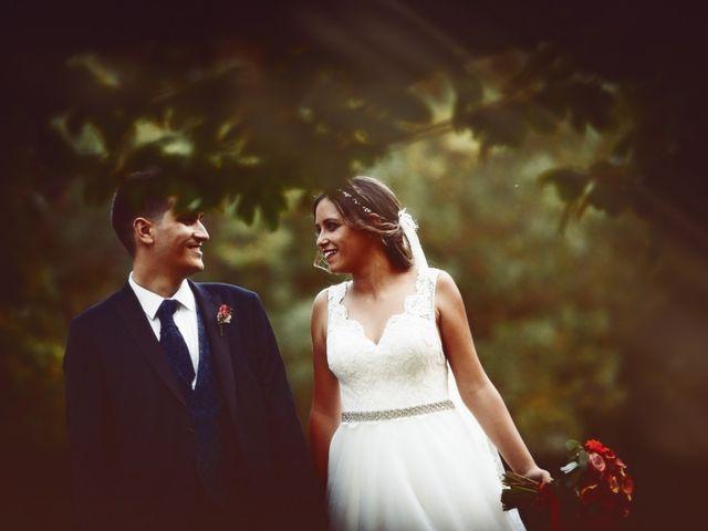 La boda de Noelia y Javier en Valdastillas, Cáceres 88