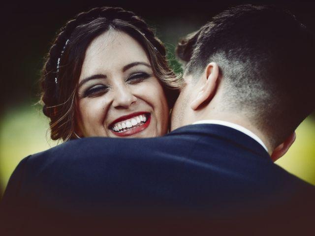 La boda de Noelia y Javier en Valdastillas, Cáceres 90