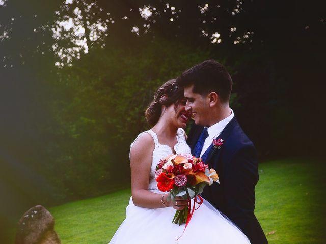 La boda de Noelia y Javier en Valdastillas, Cáceres 91