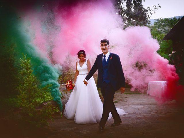 La boda de Noelia y Javier en Valdastillas, Cáceres 93