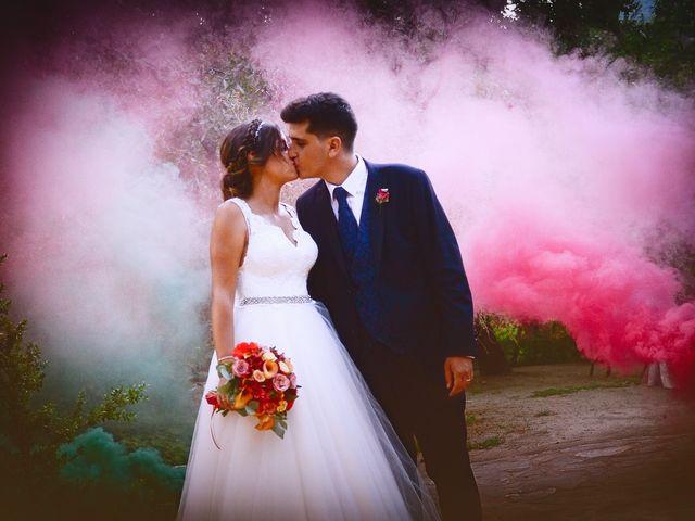 La boda de Noelia y Javier en Valdastillas, Cáceres 94