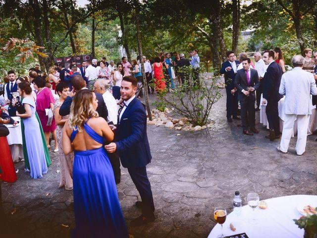 La boda de Noelia y Javier en Valdastillas, Cáceres 95