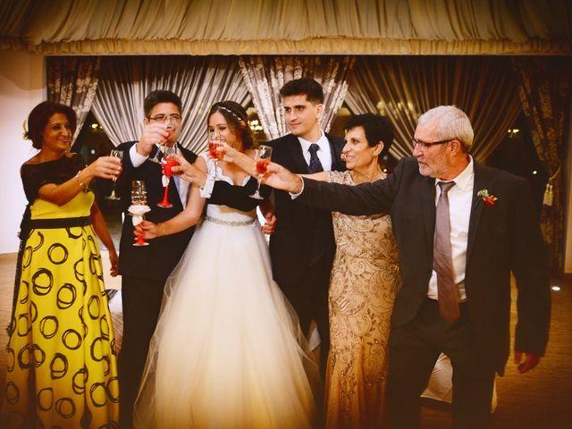 La boda de Noelia y Javier en Valdastillas, Cáceres 99
